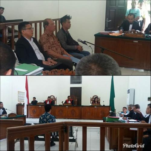 Sidang Yayasan Perguruan Wahidin Bagansiapiapi Hadirkan Ahli Auditor dan Pidana