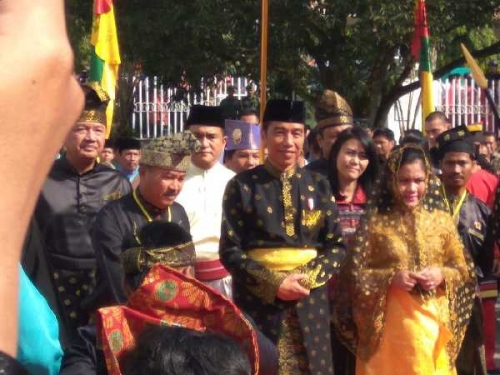 Pertamina Diminta Libatkan Daerah, Jokowi: Blok Rokan Jangan Dikelola Sendiri