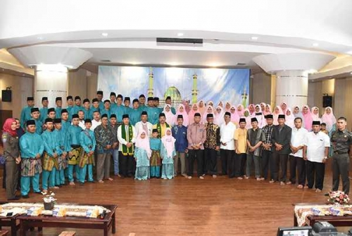 Kafilah Bengkalis Melaju ke Final di Sejumlah Cabang MTQ Riau