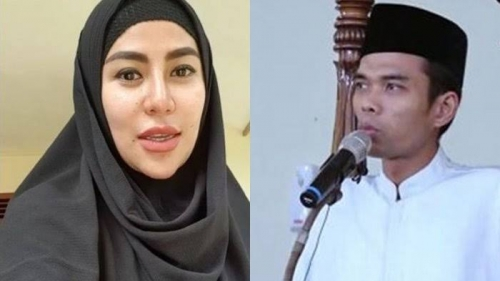 Setelah Dengar Ceramah Ustaz Abdul Somad, Cinta Penelope Makin Mantap Berhijrah