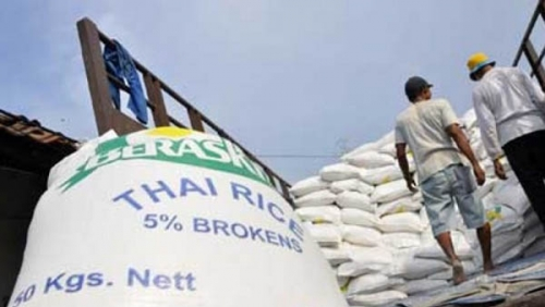 Indonesia Kembali Impor 500.000 Ton Beras, Ini Alasan Jokowi