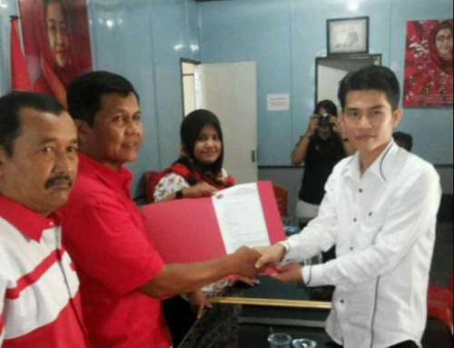Siap Pimpin Kota Pekanbaru, Zulfan Hafiz Daftar di PDIP