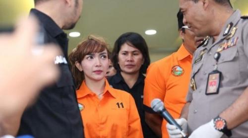 Roro Fitria Terus-menerus Menelepon WH Tanyakan Sabu Pesanannya, Padahal Sudah Ditangkap Polisi
