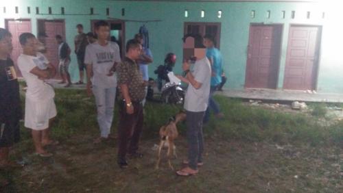 Digerebek di Kamar Kos, Dua Pasangan Mesum di Pekanbaru Ini Didenda Dua Ekor Kambing dan Minta Maaf di Depan Warga