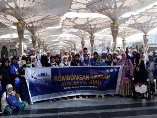 Alhamdulillah, Manajemen Baru PT Kiblatain Jaya Wisata Berangkatkan 119 Jemaah yang Gagal Berangkat Umrah ke Tanah Suci
