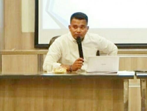 Putra Asal Meranti Diundang Jadi Pembicara di Jakarta