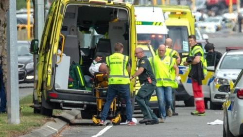 Aksi Heroik Pemuda Penjaga Masjid Linwood Selandia Baru, Berhasil Rebut Senjata Penembak Brutal