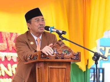 Permasalahan yang Sering Dihadapi UMKM di Riau, Ini Solusi dari Gubri Syamsuar