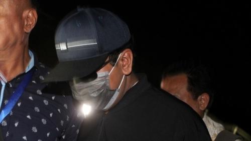 Begini Penampakan Ketum PPP Romy Pakai Rompi Tahanan KPK dan Kaca Mata Hitam