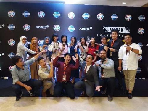 Dua Klub Toastmaster RAPP Raih Penghargaan President Distinguished Club
