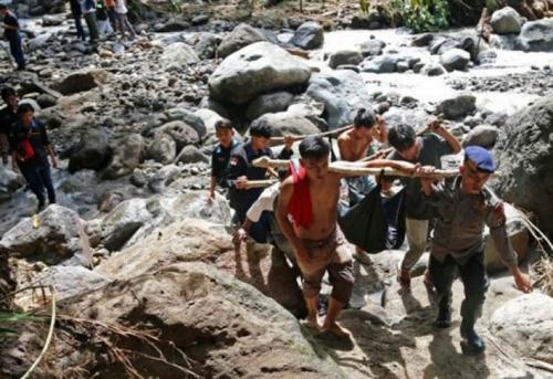 Korban Banjir di Sibolangit, Ternyata Ada Mahasiswa Asal Riau