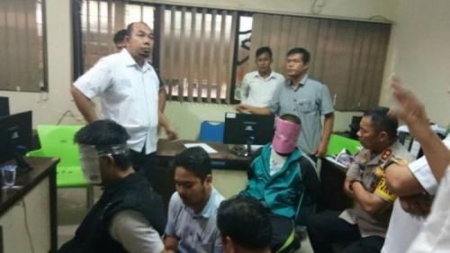 2 Terduga Teroris yang Ditangkap di Palembang Mengaku Dimodali Karyawan BUMN di Pekanbaru