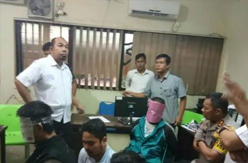 Dua Terduga Teroris Asal Riau yang Ditangkap di Palembang Mengaku Dijanjikan Mati Syahid dan Bertemu 70 Bidadari di Surga