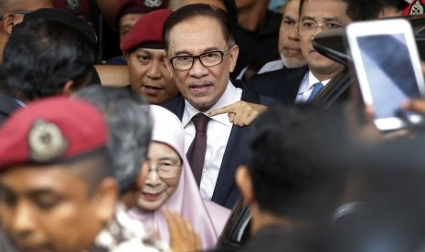 Setelah 5 Tahun Dipenjara, Anwar Ibrahim Bebas Hari Ini