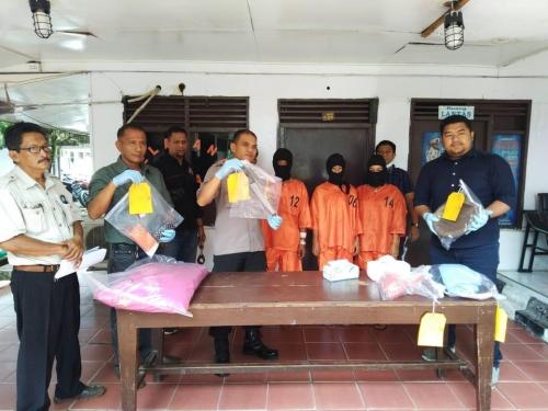 Otak Pembunuhan Karyawan PT Survayor Indonesia di Duri Ternyata Istrinya Sendiri