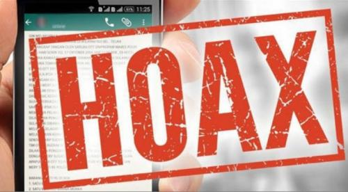 Informasi Bupati Meranti yang Dikabarkan Kontak Langsung dengan Pasien Positif Covid-19 Ternyata Hoaks