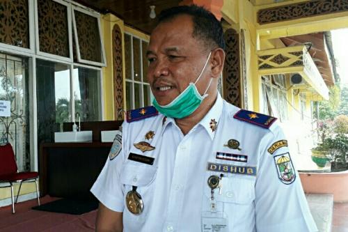 PSBB Pelalawan Riau, Tim Gabungan Dirikan Lima Pos Pantau Kendaraan