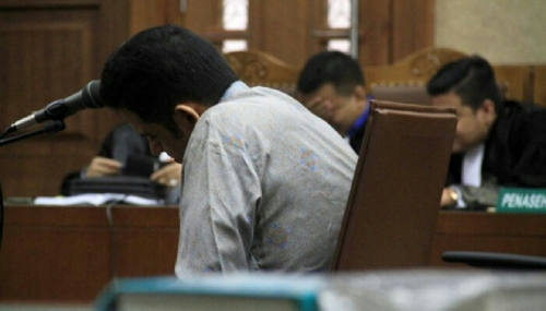 Dituntut Jaksa 7 Tahun Bui, Nazaruddin Hanya Divonis 6 Tahun