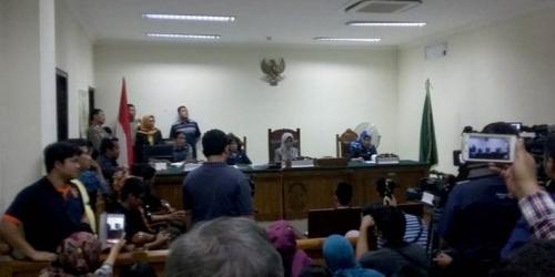 Akhirnya... Bocah Terdakwa Pembunuh Eno Divonis 10 Tahun Penjara