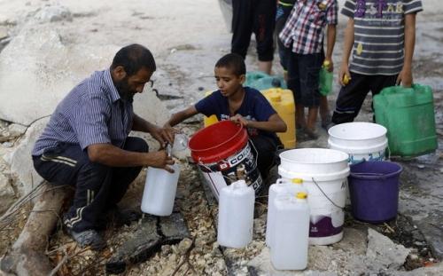 Saat Ramadhan, Israel Kurangi Pasokan Air Kepada Warga Palestina di Tepi Barat, Per Kapita Hanya Dapat Jatah 2 Liter
