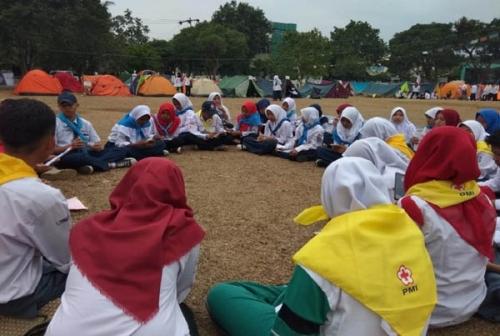 KSR PMI UIN Suska Riau Kembali Gelar Agitapraja ke 5, Tahun Ini PMR Mula Bisa Mendaftar