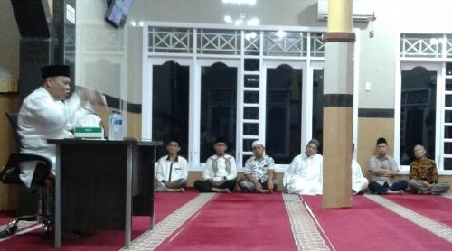 Pererat Silaturrahim, Jamaah Masjid Al-Mukminin Jalan Kutilang Sakti Halal Bihalal