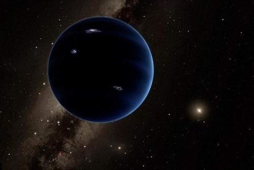 Sebuah Planet Kerdil Selebar Wilayah Britania Berhasil Ditemukan Ilmuwan