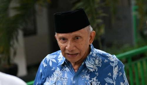 Usai Bertemu Prabowo, Amien Rais: Sampai Sekarang Pun Alhamdulillah Masih Istiqomah