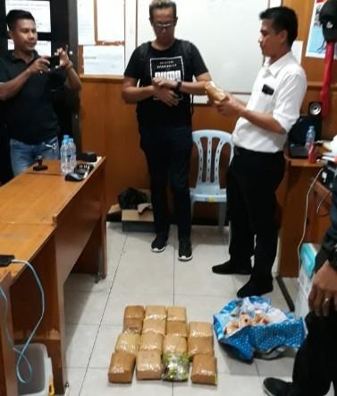 Siapa Pemilik Sabu 18,8 Kg yang Ditemukan di Bengkalis Akhirnya Terungkap