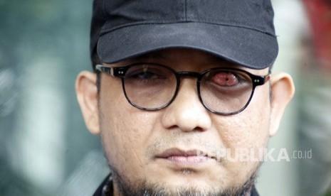 Dua Tahun Berlalu, Polri Tak Juga Mampu Ungkap Penganiaya Novel, ICW Cs Melapor ke Polisi Tidur