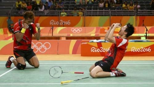Melaju ke Final, Tontowi/Liliyana Berebut Emas dengan Pasangan Malaysia