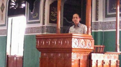 Diundang Forum Minang Maimbau Berikan Ceramah di Masjid Al Azhar, Ini Diceritakan Arcandra Tahar