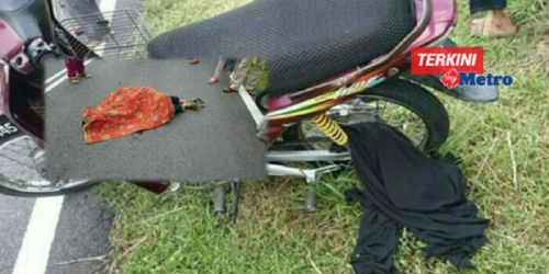Remaja 16 Tahun Tewas Gara-gara Rok Kakaknya Terbelit Rantai Sepeda Motor