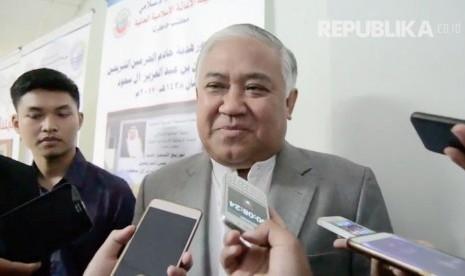 Din Syamsuddin: Negara Jangan Bela Kelompok Tertentu karena Kepentingan Ekonomi dan Politik
