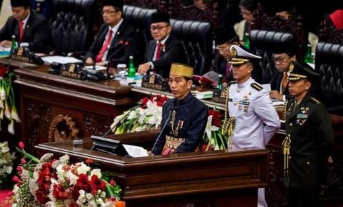 Jokowi: Tantangan Utama Pemerintah Saat Ini Mendapatkan Kepercayaan Rakyat