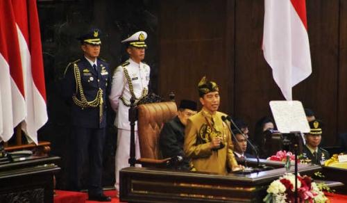 Jokowi Ingatkan, Eksekutif dan Legislatif Tak Perlu Studi Banding, Semua Informasi Ada di Smartphone