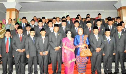 40 Anggota DPRD Siak Siap Mengabdi untuk Masyarakat