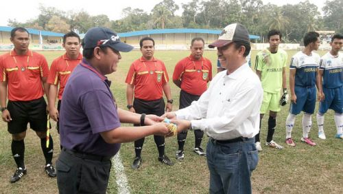 Bengkalis Tuan Rumah Liga Nusantara Zona Riau