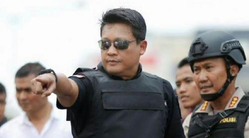 Mengaku Dianiaya Wakapolda Lampung Kombes Krishna Murti, Model AY Melapor ke Propam Polri