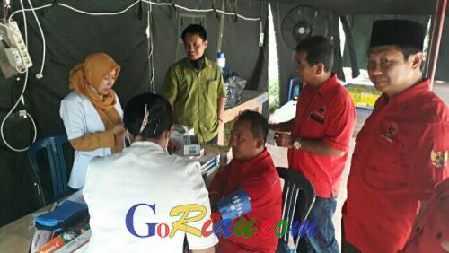 Syafrizal Imbau Perusahaan di Pelalawan Dirikan Posko Kesehatan untuk Warga Terdampak Asap
