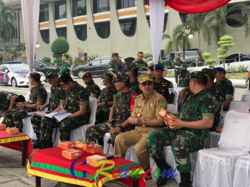 4.000 Personel TNI Polri Dikerahkan Amankan Kunker Presiden RI di Riau, Danrem 031/Wirabima: Kita Siap
