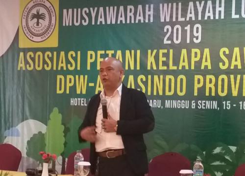 Petani Sawit di Riau Tak Mau Dituduh Bakar Lahan