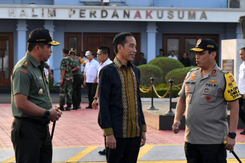 Presiden Jokowi akan Laksanakan Salat Istisqa Minta Hujan di Riau