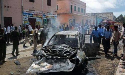 Korban Tewas Bom Truk di Mogadishu 230 Orang, Somalia Berkabung 3 Hari