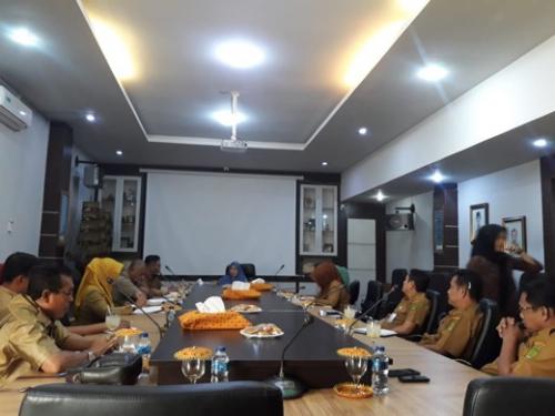 Mitra Dekranasda, Disdagtrin Inhil Upayakan Pasarkan Produk Unggulan Para Pengrajin di Kecamatan