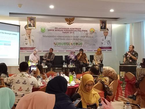 RAPP Komit Naikkan Kelas UMKM yang Ada di Riau