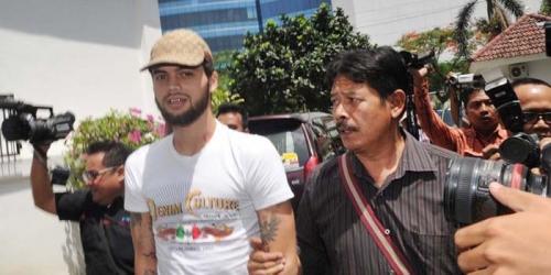 Tanduk Kepala Manajer Kelab Malam hingga Berdarah, Pesepakbola Diego Michiels Ditangkap Polisi
