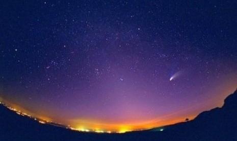 Keajaiban Alquran: Ada 7 Lapis Langit