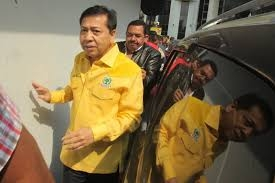 Para Senior Golkar Dikabarkan Galang Kekuatan Jungkalkan Novanto