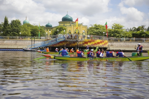 Siak Internasional Serindit Boat Race Masuk Kalender PODSI